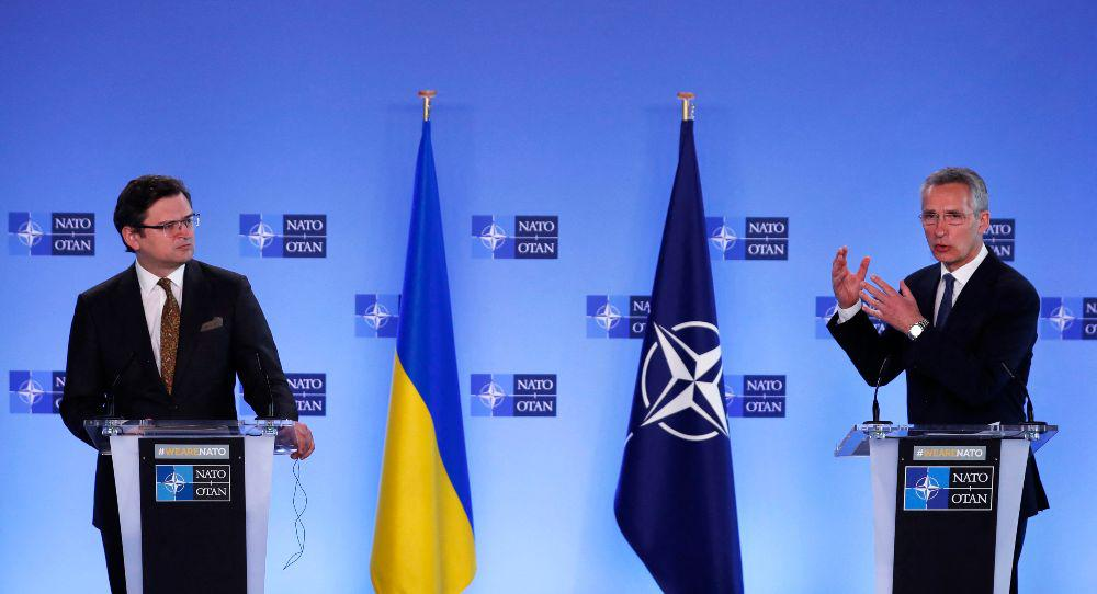 Judy Asks: Should NATO Admit Ukraine?