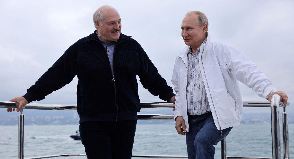 Judy Asks: Can EU Sanctions Change Lukashenko?