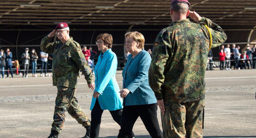 Merkel's Silence Over Defense Will Haunt Her Successor
