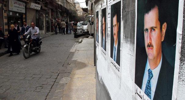 Assad's Election: A Security Quest