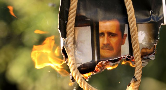 The Death of an Assad
