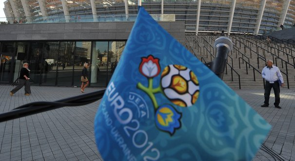 Judy Asks: Should the UEFA European Football Championship Matches Hosted in Ukraine be Boycotted?