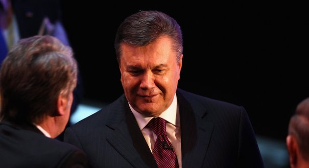 This Time, There is No Quick Way Out for Ukraine's President, Viktor Yanukovych