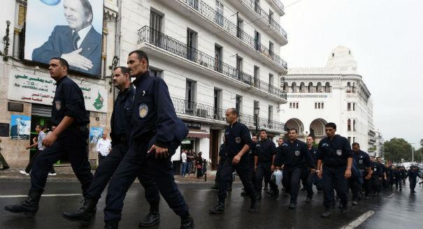 Algeria's Police Riots