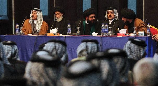 القوة الطائفية الجديدة في العراق