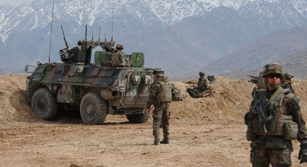 NATO's Scramble to Quit Afghanistan