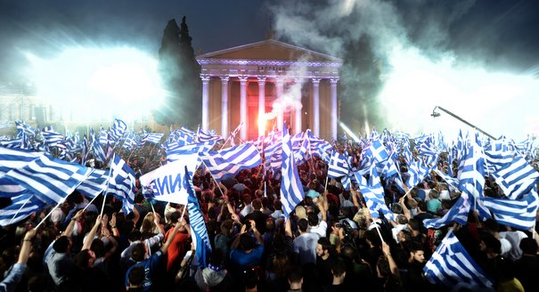 Judy Asks: Can Greece Leave the Eurozone without Leaving the EU?
