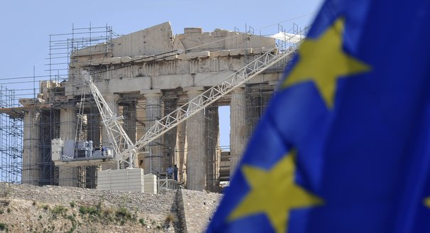 How to Allow Greece to Leave the Euro but Remain in the EU