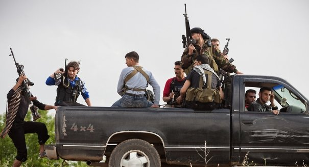 Jordanian Jihadis and Syria: Interview with Joas Wagemakers