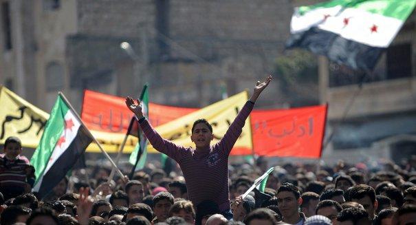 First Days of the Revolution: An Interview With Abdulkader Al Dhon