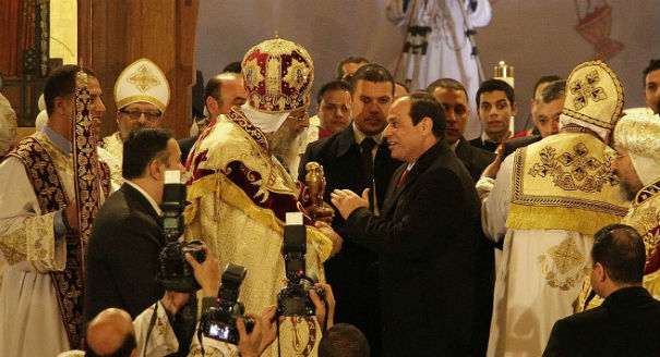 The Egyptian Pope's Risky Partisanship