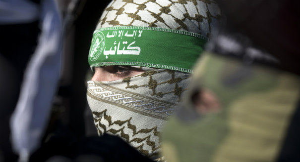 Hamas's Islamic State Woes