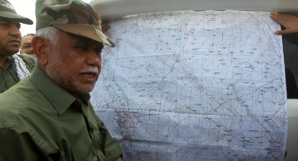 بعد سقوط الرمادي، الميليشيات في الطليعة
