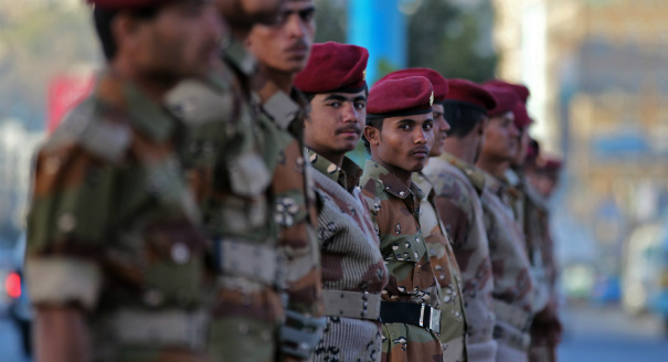 Why Arab States Need Security Sector Reform