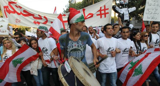 Lebanon's Sociopolitical Crisis