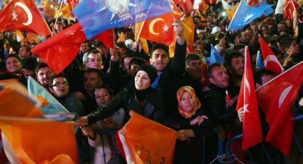 The AKP's Resilience in Turkey