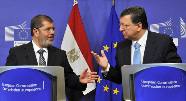 Europe's Response to Morsi's New Powers