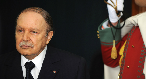 Paving the Way for Bouteflika's Succession