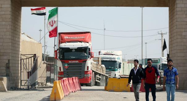 Iran's Iraqi Market