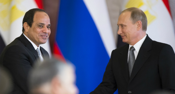Egypt's Shift from Saudi Arabia to Russia