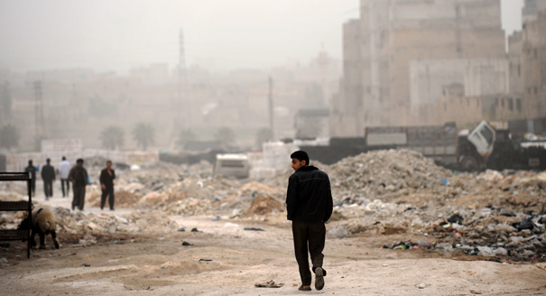 Cold Winter Coming: Syria's Fuel Crisis