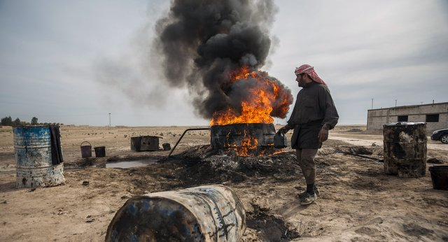 Fueling Conflict: Syria's War for Oil and Gas