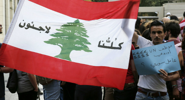 Lebanon's Short-Sighted Refugee Policy