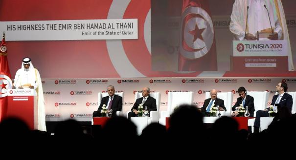 تونس والعلاقات الوليدة مع الخليج