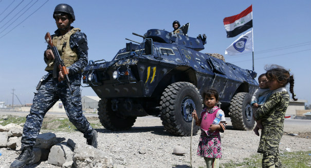 Mosul and the Limits of State Capacity