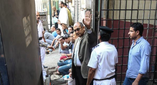 تضييق الخناق على المجتمع المدني في مصر
