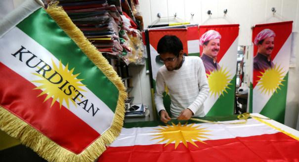 استفتاء الأكراد العراقيين هو لتثبيت الحضور السياسي