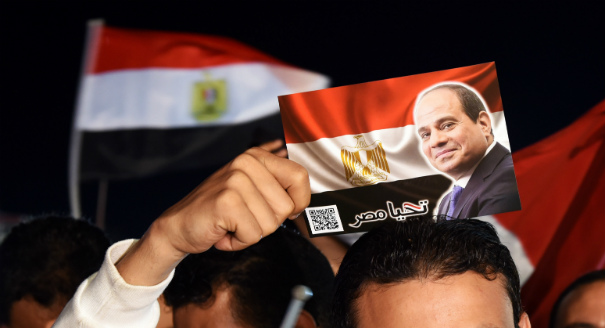 Sisi's Expanding Authority