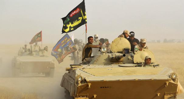 مستقبل قوات الحشد الشعبي في العراق