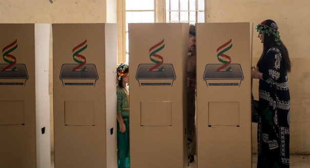 انقسامات داخلية خلف استفتاء كردستان
