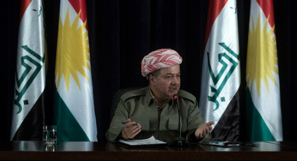 Is Barzani Stepping Down or Stepping Up?