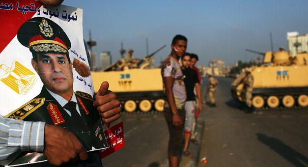 Can Egypts most popular man bring stability? - CBS News
