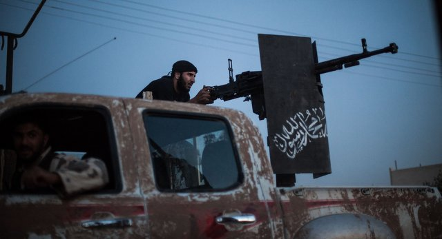 """Our Enemy Is Bashar al-Assad"": An Interview With Ahrar al-Sham's Mohammed Talal Bazerbashi"