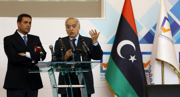 Elite Jockeying in Libya's Transition