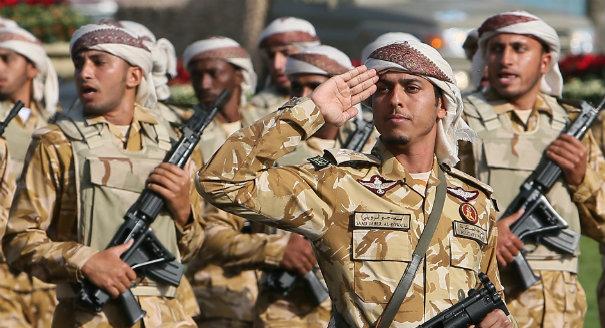 التجنيد الإلزامي في الدول الخليجية الجديدة