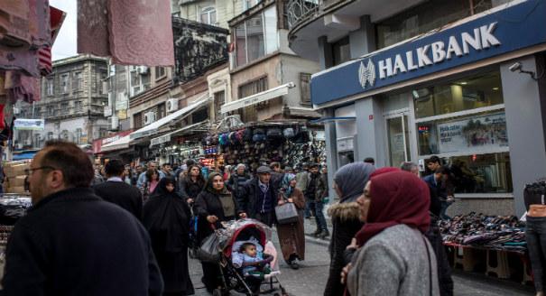 تركيا قلقة من العقوبات على إيران