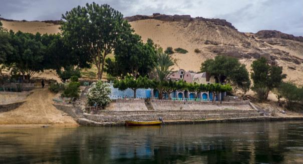 Dashing Nubians' Hopes of Returning Home