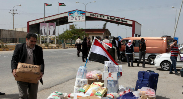 اهتمام الأردن بالاستقرار في سورية