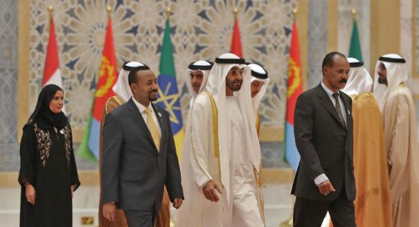 النظرة السعودية والإماراتية إلى أفريقيا