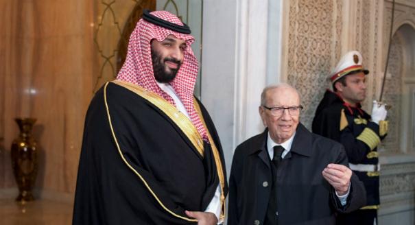 الاستثمار السعودي الملتبس في تونس