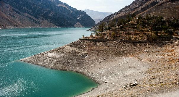 Iran's Water Problem