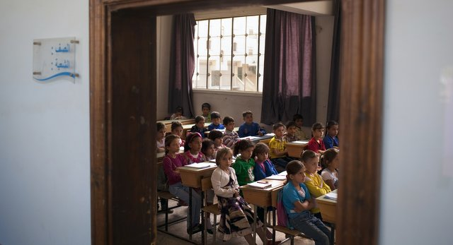 Teaching Revolution: Education in Wartime Syria