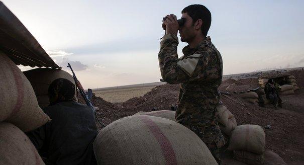 The Kurdish PUK's Syria Policy