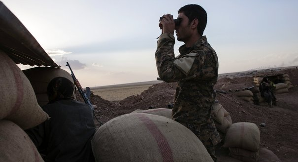 The Politics of the Islamic Front, Part 5: The Kurds