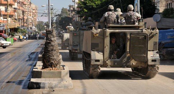 How the War in Syria Empowers Lebanese Jihadism