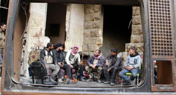 The Struggle for Religious Authority in Syria